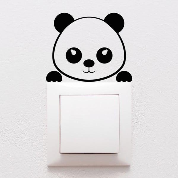 Autocolant Ambiance Panda Plug