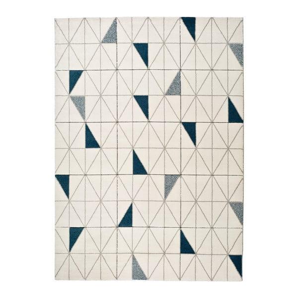 Shuffle fehér szőnyeg, 80x150 cm - Universal