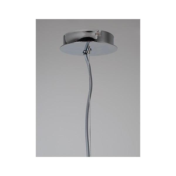 Závěsné svítidlo Retro Chrome, 50 cm