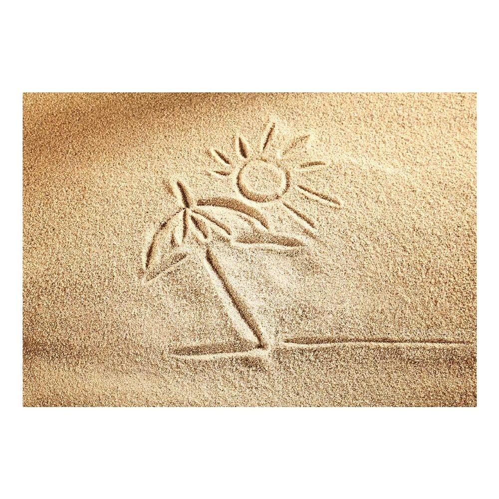 Vinylový koberec Sand, 52 x 75 cm
