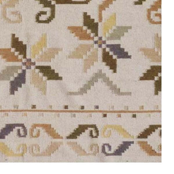 Vlněný koberec Kilim No. 721, 155x240 cm