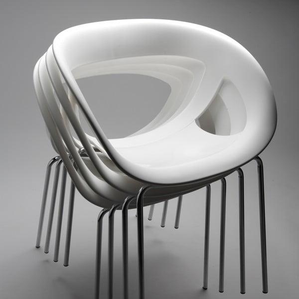 Gaber židle Moema 69, bílá