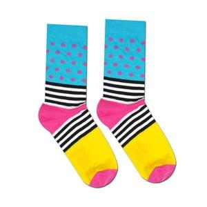 Bavlněné ponožky Hesty Socks Dotty, vel. 43-46