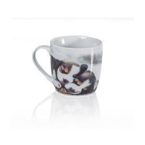 Porcelánový hrnek Sabichi Puppies, 350 ml