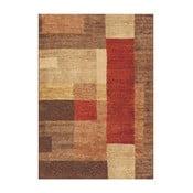 Hnědý koberec Universal Delta, 133x190cm