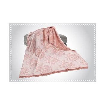 Pătură din amestec de bumbac Aksu Lily, 220x180cm de la Armada