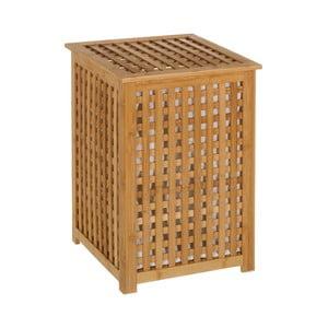 Bambusový prádelní koš Unimasa Bamboo