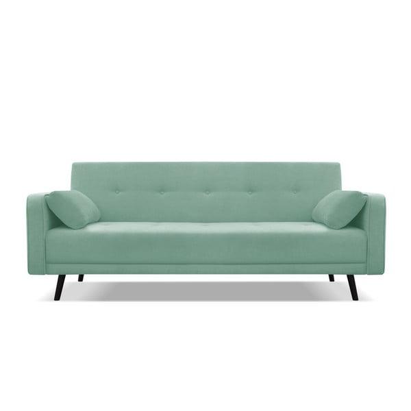 Canapea extensibilă cu 4 locuri Cosmopolitan design Bristol, verde