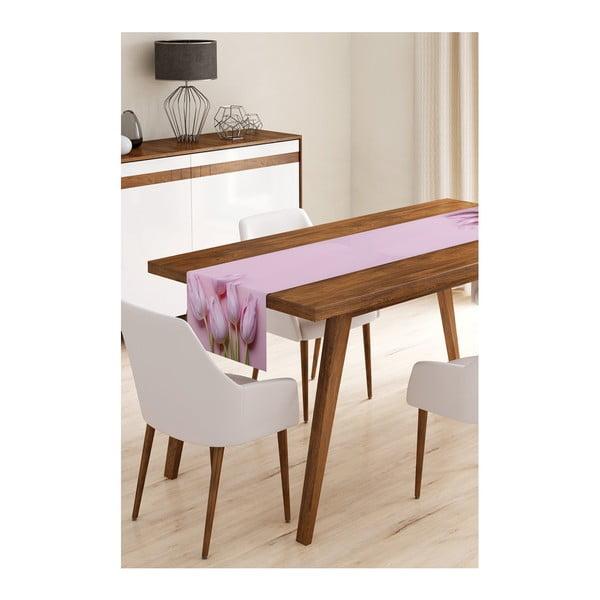 Tulips mikroszálas asztali futó, 45 x 145 cm - Minimalist Cushion Covers