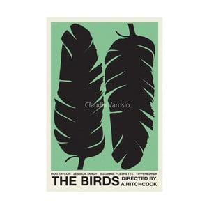 Plakát The Birds (Ptáci)