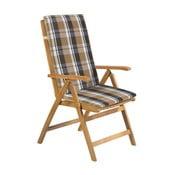 Pernă pentru scaun Fieldmann, albastru - maro