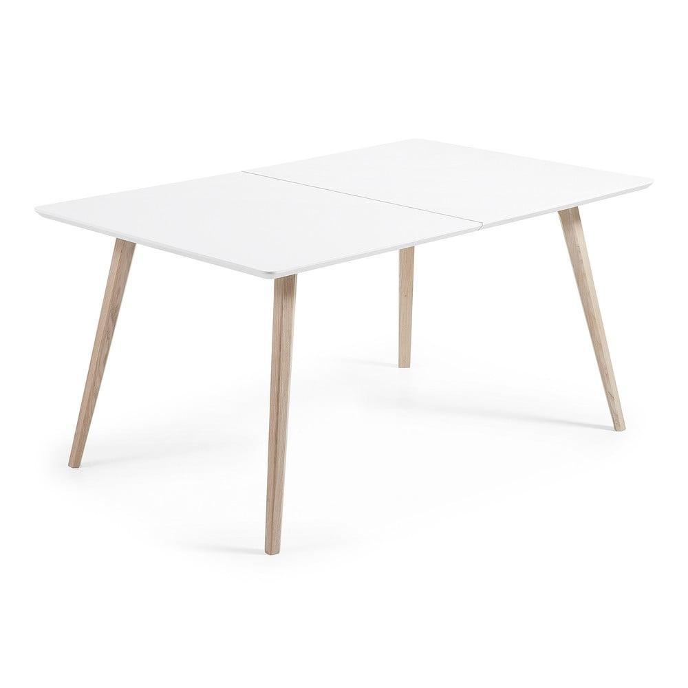 Rozkládací jídelní stůl La Forma Quatre, délka 160-260 cm