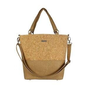 Hořčicově hnědá kabelka Dara bags Lele No.599