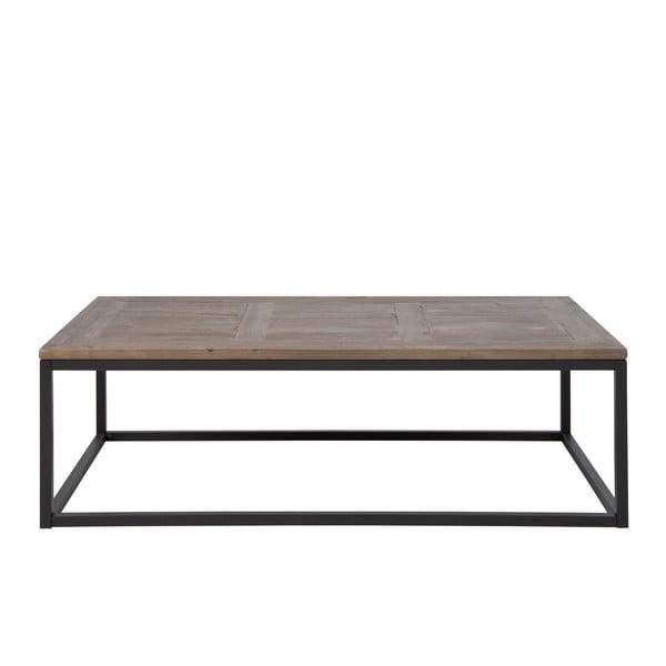 Konferenční stolek s dřevěnou deskou Actona Rockwood
