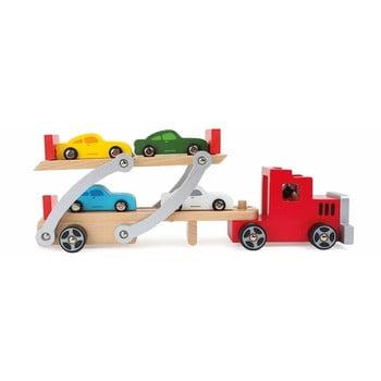 Camion din lemn Legler Transporter de la Legler