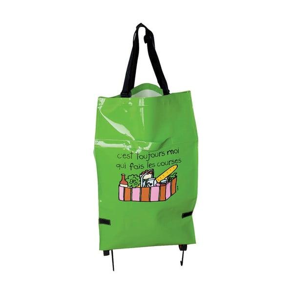 Nákupní taška na kolečkách Toujours