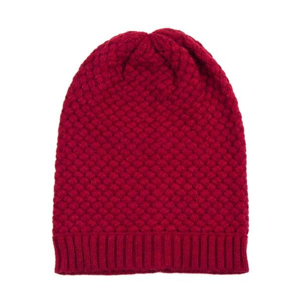 Čepice Beanie Red