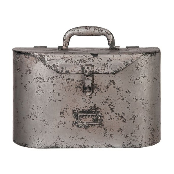 Poštovní schránka Grey, 38x16x26 cm