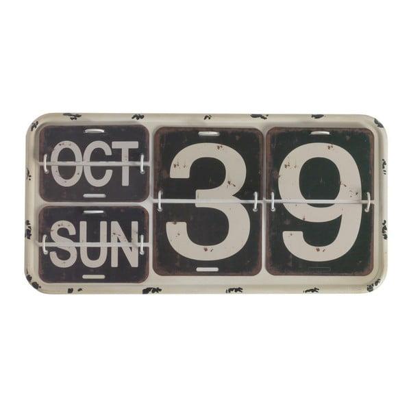Calendar de perete Geese Time, negru