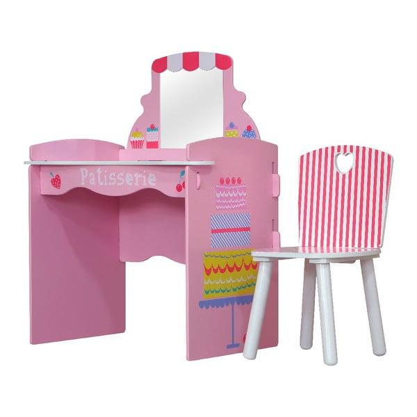 Set stolku a židle Patisserie