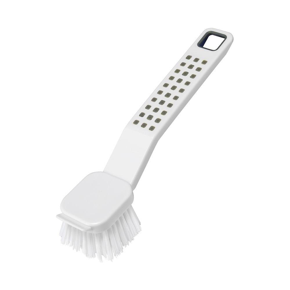 Bílý kartáč na nádobí Addis Sink