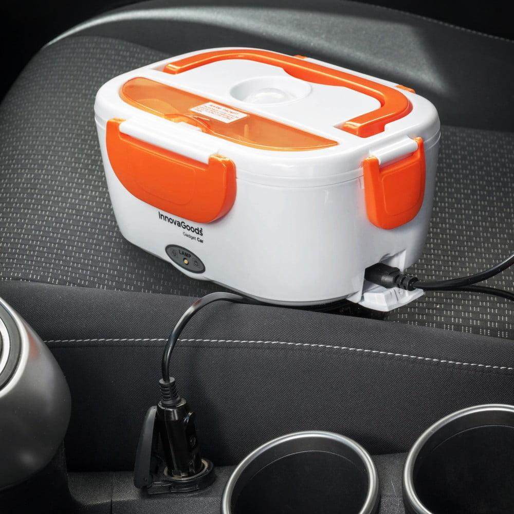 Elektrická krabička na jídlo do auta InnovaGoods, 1 l