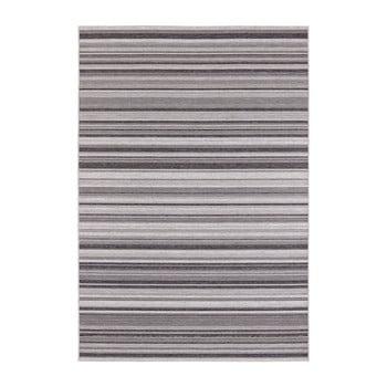 Covor adecvat și pentru exterior Elle Decor Secret Calais, 160 x 230 cm, gri imagine