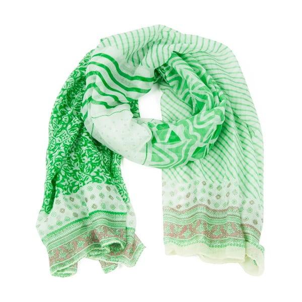 Šátek Iris Green