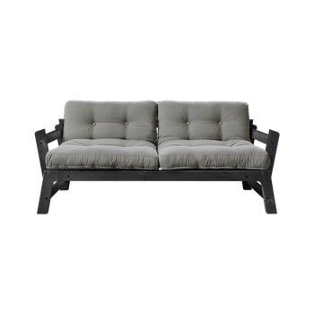 Canapea extensibilă Karup Design Step Black/Grey de la Karup Design