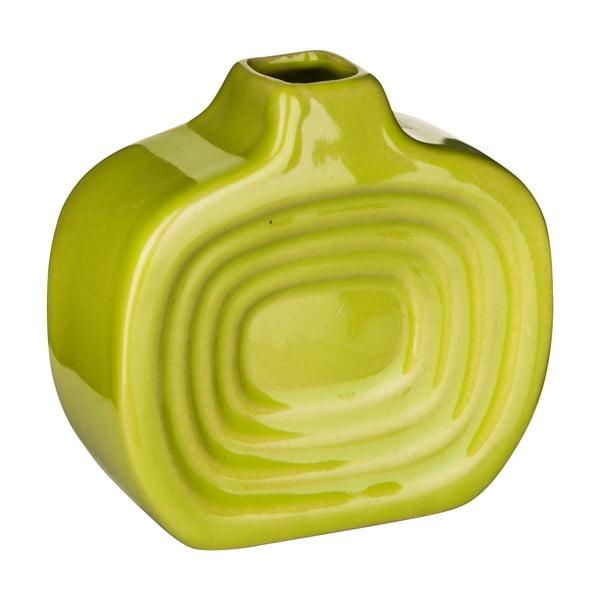 Váza Spring, zelená