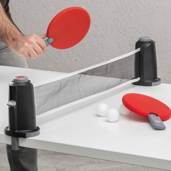 Przenośny stolik do gry w ping ponga InnovaGoods