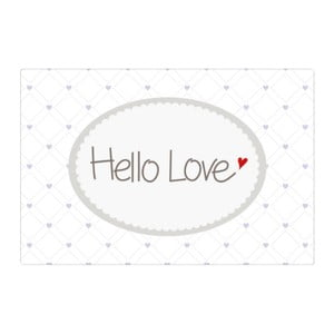 Magnet Hello Love