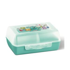 Dětský box na jídlo Monster