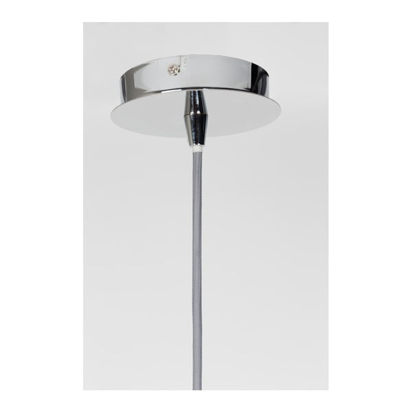 Lustră Zuiver Retro, Ø 50 cm, argintiu