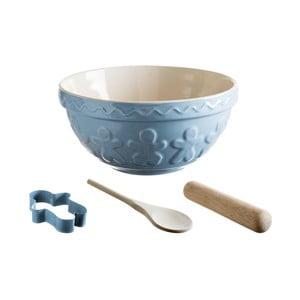 Set pentru prăjituri Gingerbread Blue