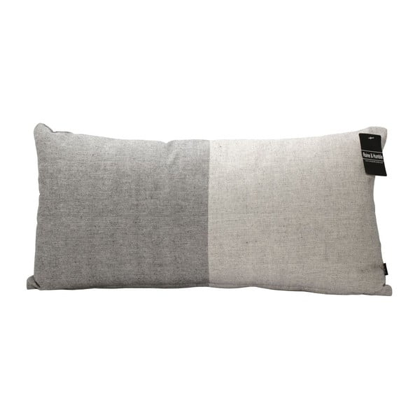 Povlak na polštář Cushion Charcoal, 30x60 cm