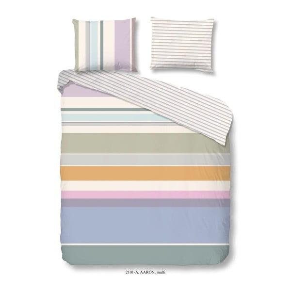Lenjerie de pat din bumbac Good Morning Premento Aaron, 200 x 200 cm