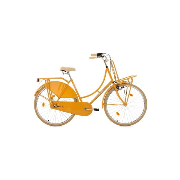 "Kolo Tussaud Bike Orange, 28"", výška rámu 54 cm"