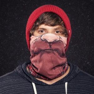 Lyžařská maska Holzfaller