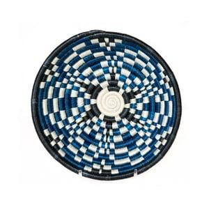 Ručně pletený koš All across Africa Ngaliana, Ø 15,2 cm