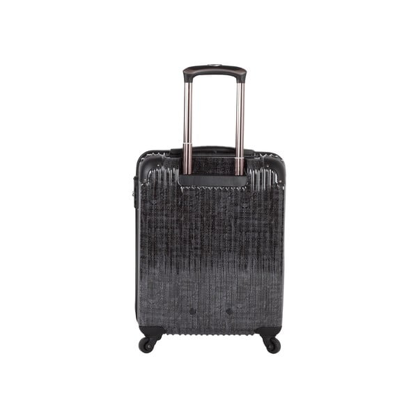 Kufr Azzaro  Trolley Dark Grey, 43 l
