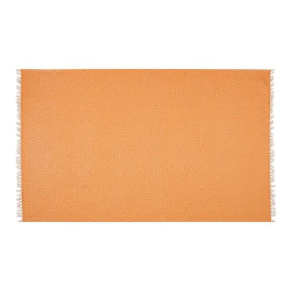 Koberec Zig Zag Orange,150x230cm