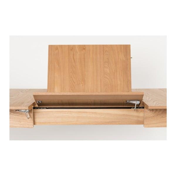 Rozkládací jídelní stůl Zuiver Glimps, 120x80cm