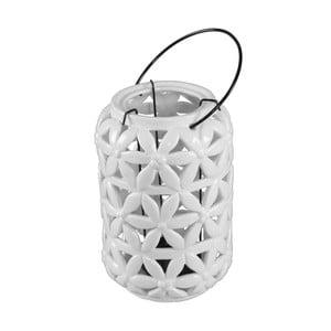 Bílá porcelánová lucerna Mauro Ferretti Porcellana