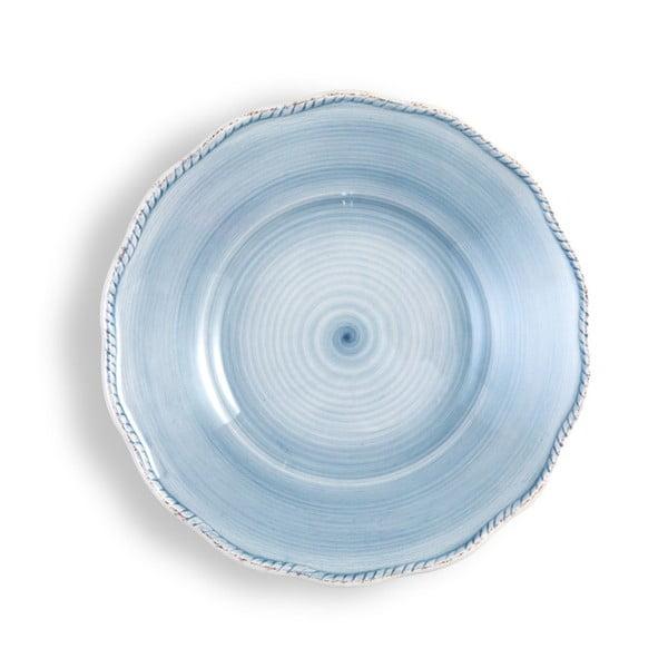 Malý světle modrý talíř Brandani