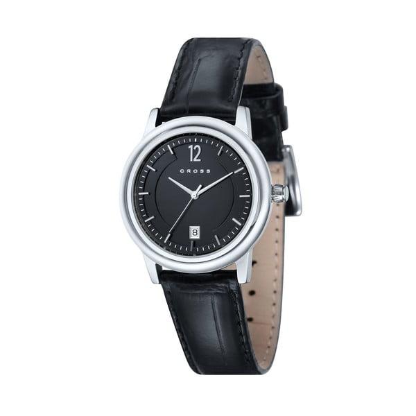 Dámské hodinky Cross New Chicago Black, 31 mm