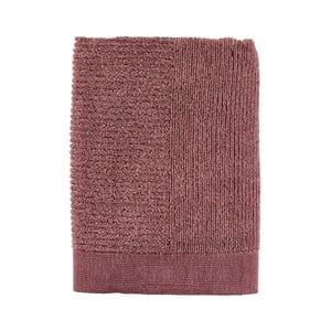Růžová osuška Zone Classic, 70x140cm