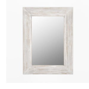 Zrcadlo Deco Classic White, 60x2x80 cm