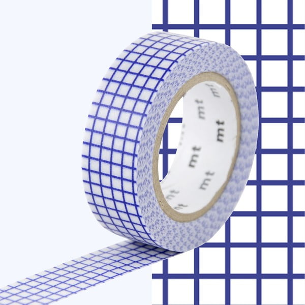 Bandă decorativă Washi MT Masking Tape Juliette, rolă 10 m