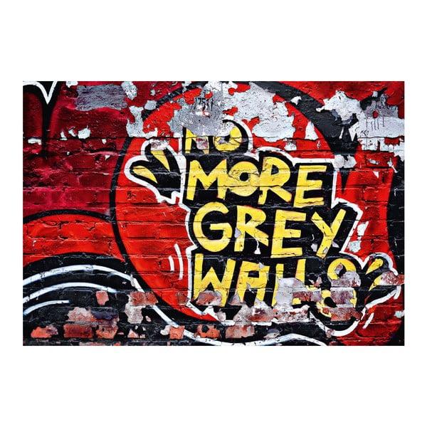Velkoformátová tapeta Graffiti, 366x254 cm